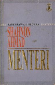shahnon - menteri