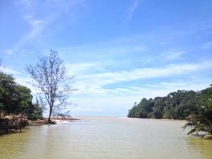Gambar Hiasan: Taman Negara Similajau Bintulu Sarawak